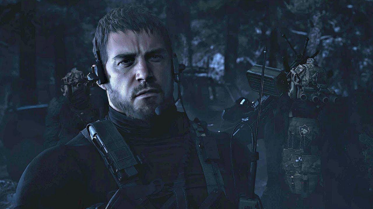 Chris Redfield, personagem de Resident Evil.