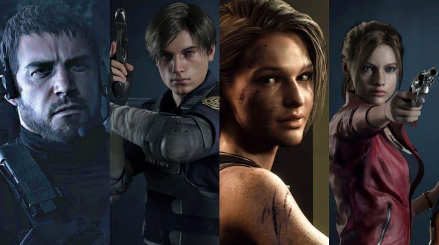 Resident Evil: 10 personagens que mais apareceram nos jogos da franquia