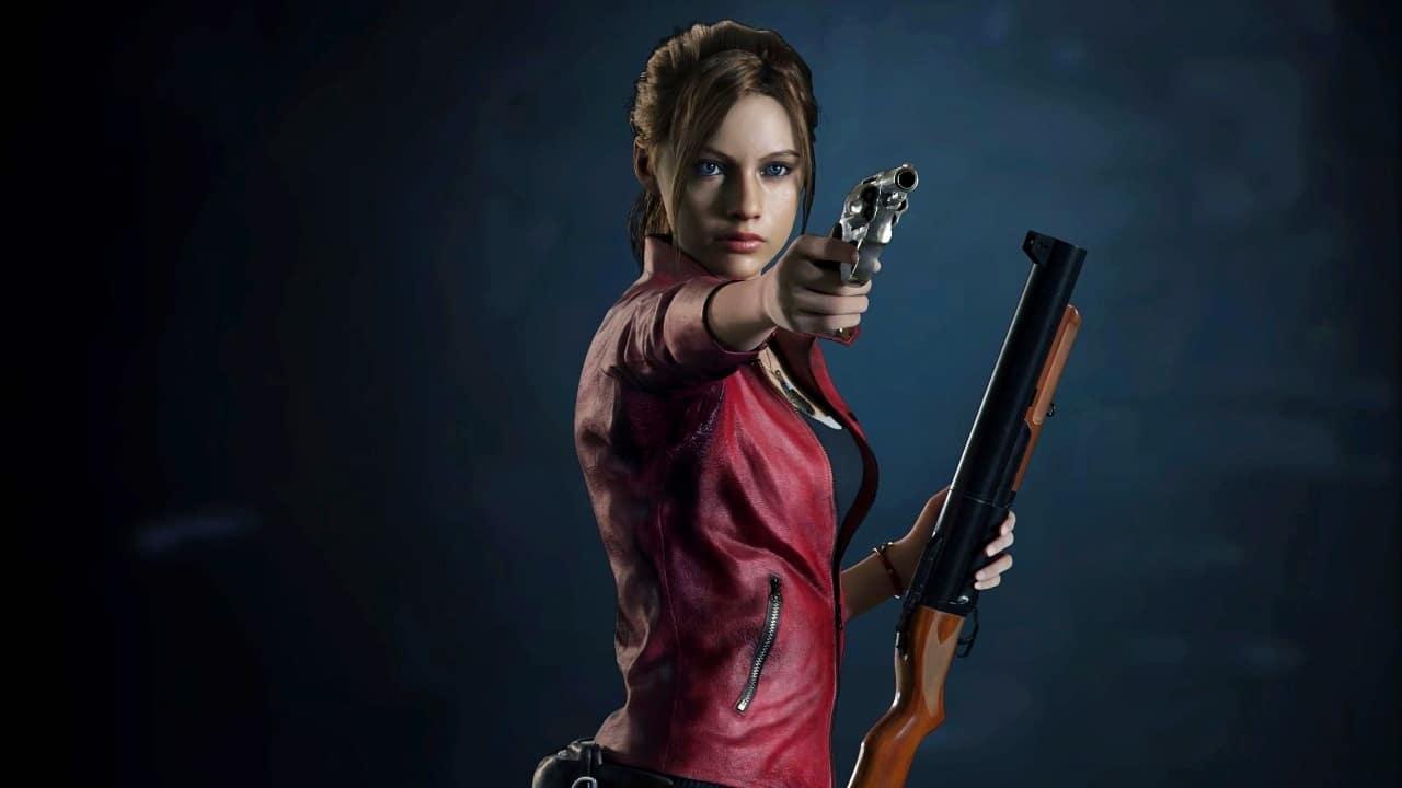 Claire Redfield, personagem de Resident Evil.