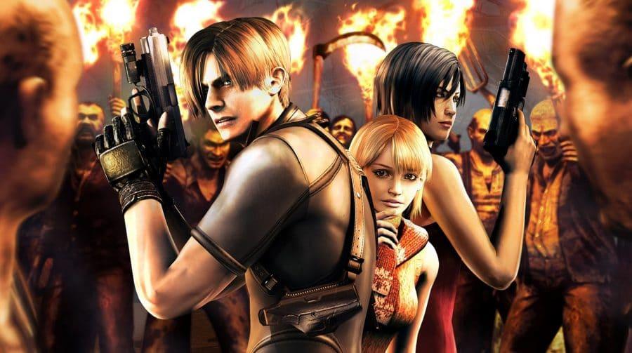 Capcom enfrenta processo de US$12 milhões por suposto plágio em texturas de RE4