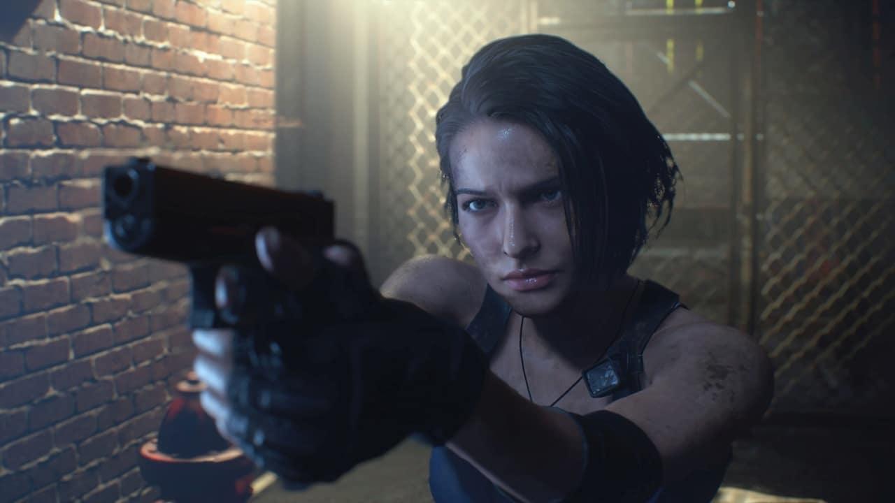Jill Valentine, personagem de Resident Evil.
