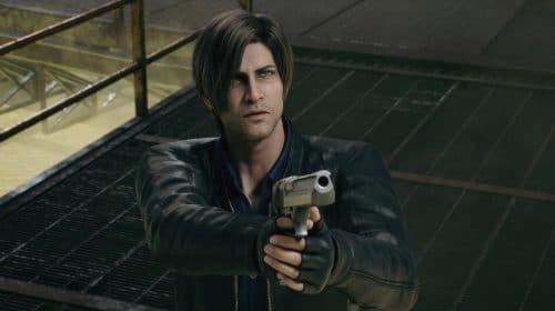 Netflix divulga novas imagens de Leon em Resident Evil: No Escuro Absoluto