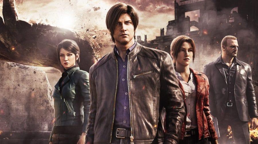 Com guerra civil, primeiros minutos de Resident Evil: No Escuro Absoluto são divulgados