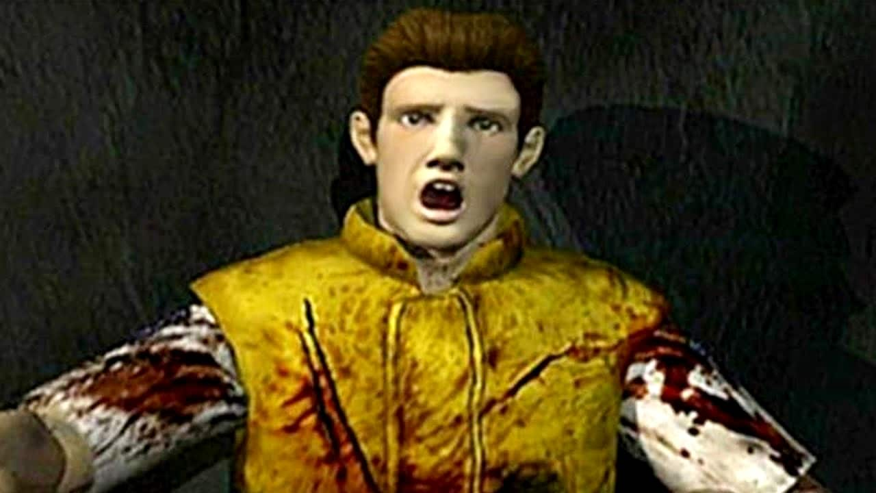 Brad Vickers, personagem de Resident Evil.