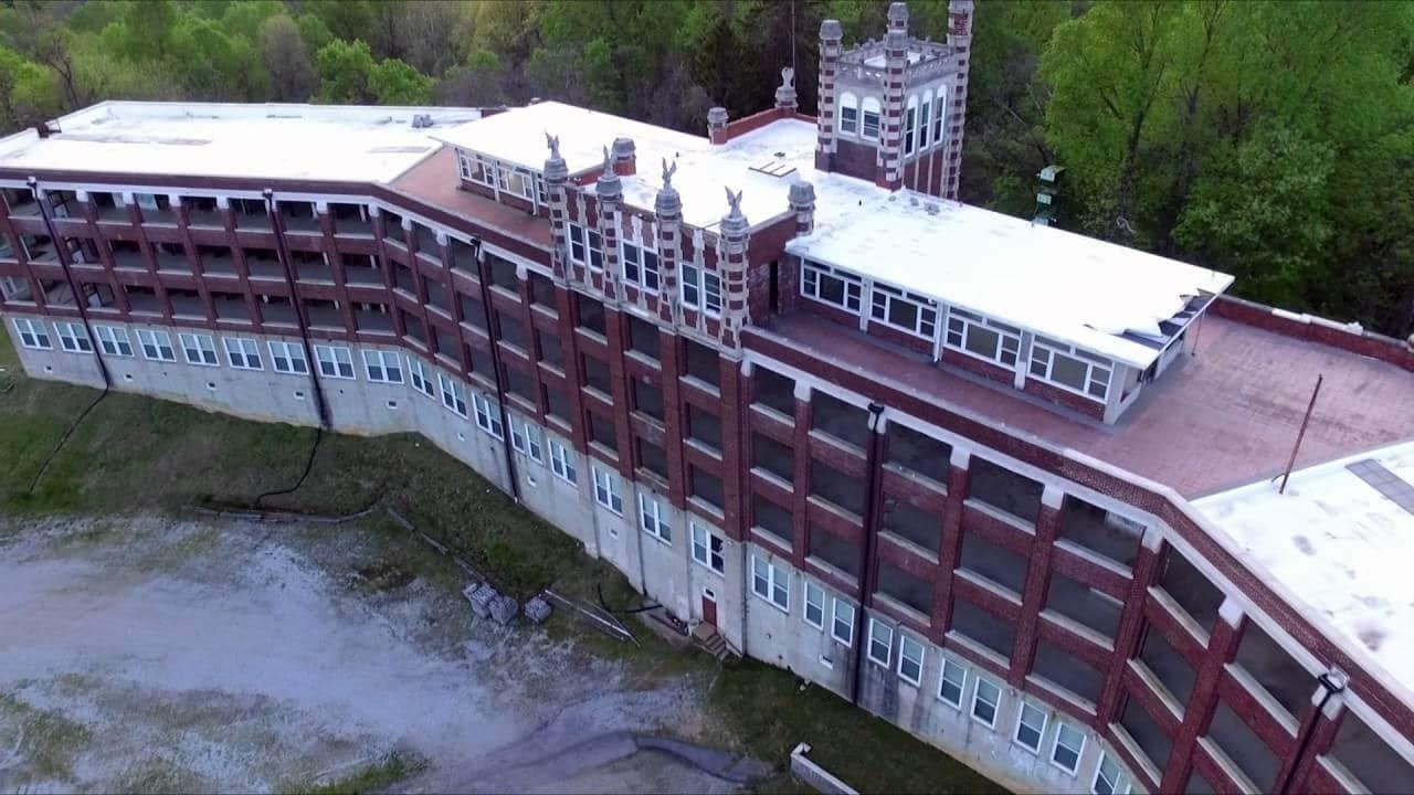 Waverly Hills Sanatorium, local parecido com Silent Hill