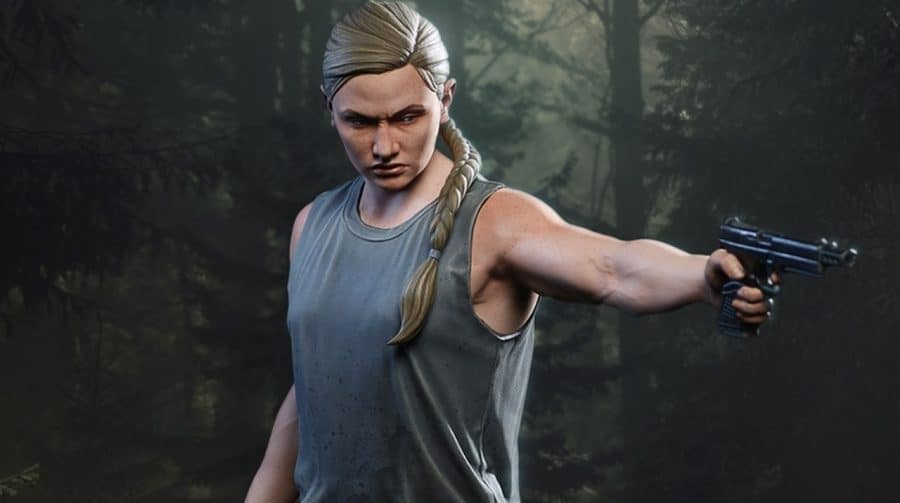 The Last of Us 2: estatueta de Abby, da Dark Horse, te fará jogar dinheiro na tela