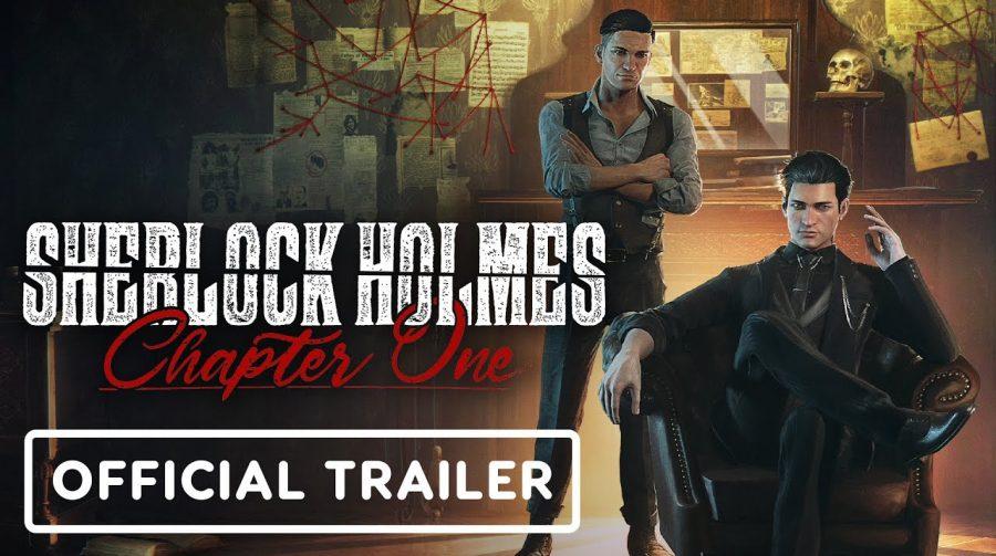Novo trailer de Sherlock Holmes Chapter One revela detalhes do game