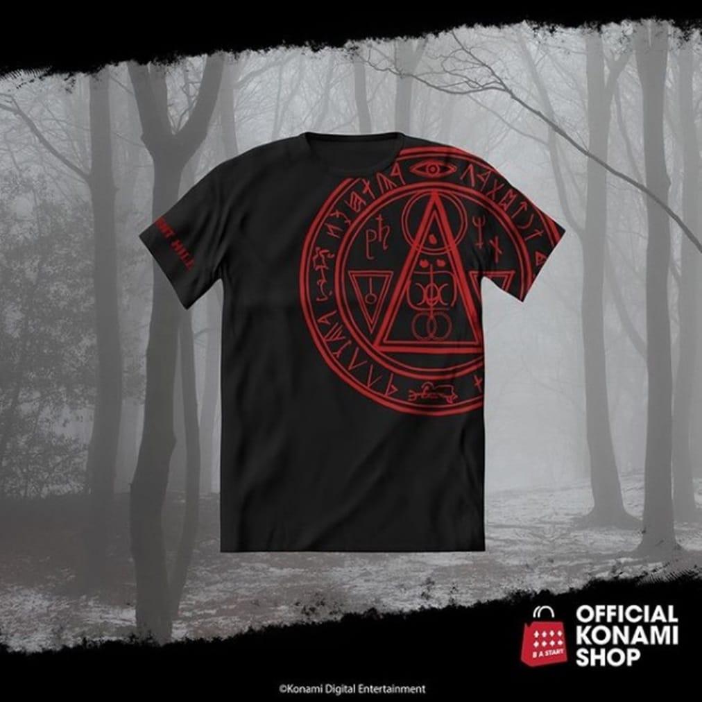 Camiseta de Silent Hill