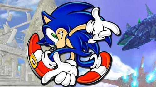SEGA espera que o novo Sonic seja tão impactante quanto Sonic Adventure