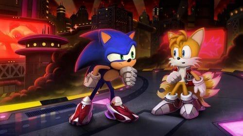 Sonic Prime: supostas imagens conceituais da série aparecem na internet
