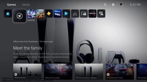Patente da Sony sugere notificações mais inteligentes no PS5
