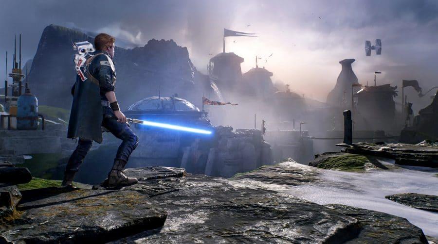 Star Wars JEDI: Fallen Order pode chegar ainda nesta semana ao PS5 [rumor]