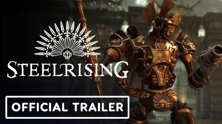 Steelrising, do estúdio de GreedFall, tem novo trailer com cenários sombrios