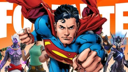 Superman pode ser o próximo herói da DC a chegar ao Fortnite