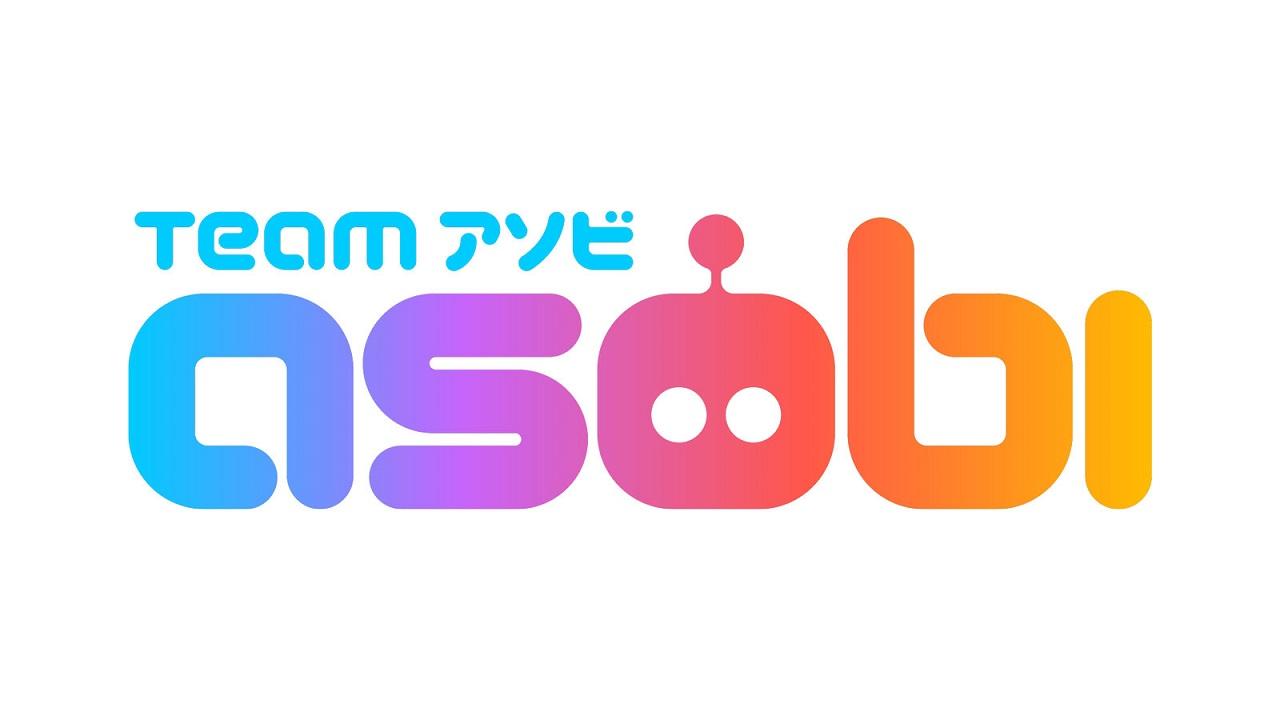 Logotipo da Team Asobi, desenvolvedora de jogos como Astro's Playroom e Astro Bot: Rescue Mission