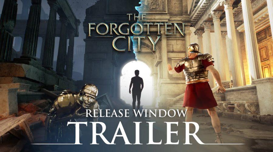 The Forgotten City chegará às plataformas PlayStation no fim de julho