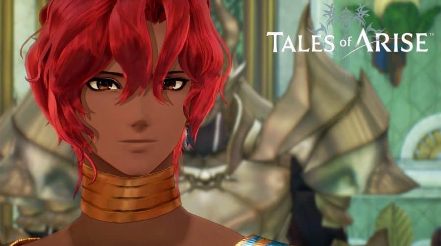 Trailer de Tales of Arise apresenta dois novos personagens jogáveis