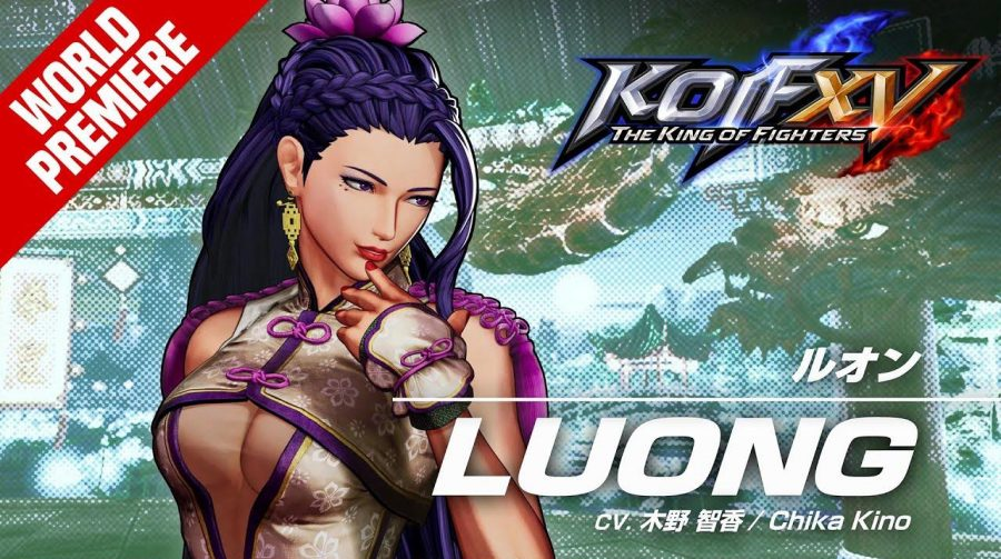 The King of Fighters XV: Luong é anunciada para o jogo