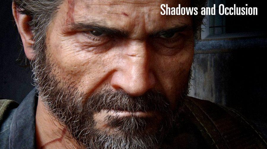 Devs de The Last of Us 2 levaram muito tempo renderizando olhos no jogo