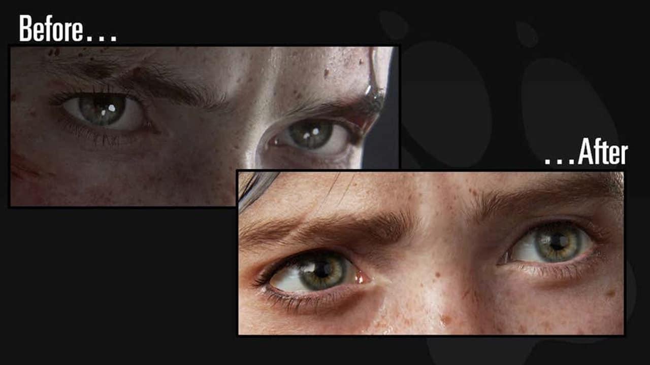 Apresentação slides de The Last of Us 2