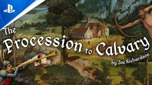 Viaje em pinturas renascentistas: The Procession To Calvary pode chegar em julho ao PS4