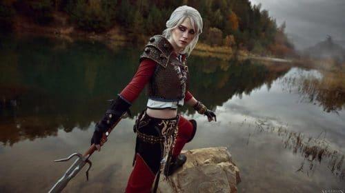 Cosplay da Ciri te levará direto para o mundo de The Witcher 3