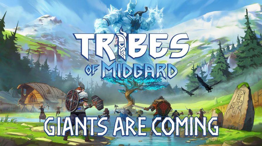 RPG nórdico, Tribes of Midgard chega no final de julho ao PS4 e ao PS5