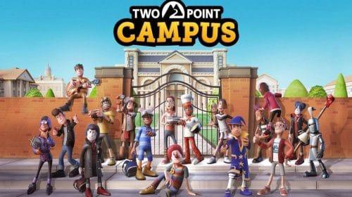 Two Point Campus chega em 2022 para PlayStation 4 e PlayStation 5