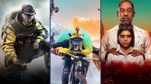 Ubisoft Forward da E3 2021 terá Rainbow Six Quarantine, Far Cry 6 e surpresas