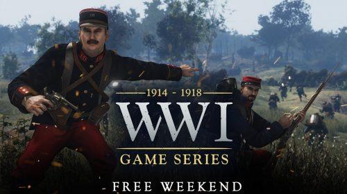 Corra! Verdun e Tannenberg estão gratuitos para teste somente até hoje (20)