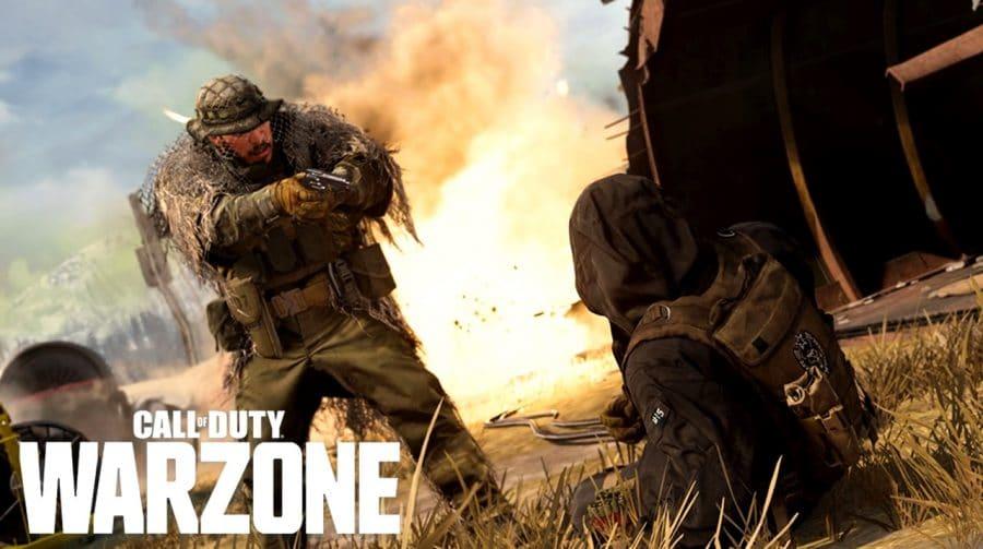 Morreu, mas passa bem: bug em Warzone permite que jogadores se finjam de morto