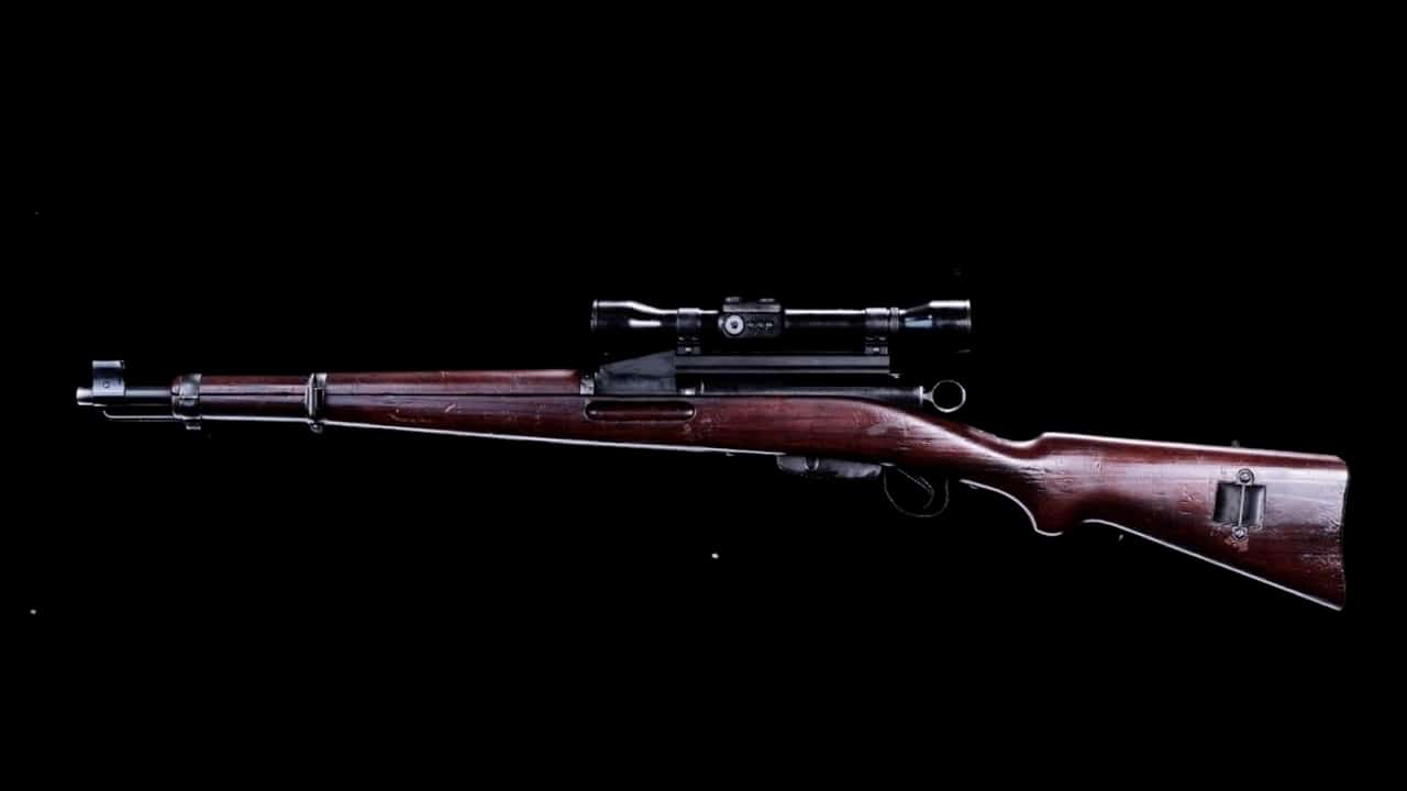 Swiss K31, arma de Warzone.