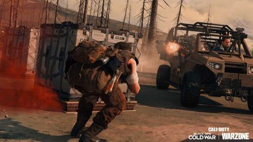 Warzone e Modern Warfare recebem novo pacote de texturas para PS4 Pro e PS5