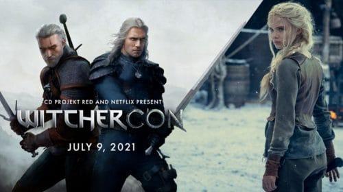 Em novo trailer, a WitcherCon promete trazer novidades sobre 2ª temporada de The Witcher