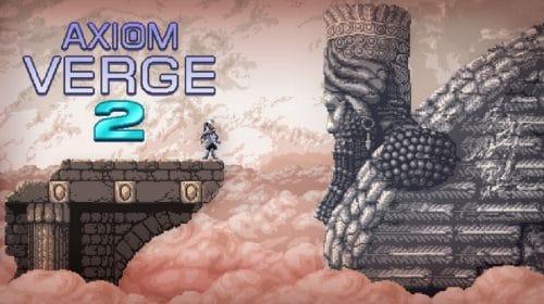 Axiom Verge 2 chegará ao PS4 e ao PS5 nesse inverno