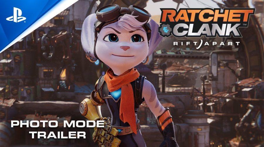 Insomniac Games traz dicas e detalhes do modo foto do novo Ratchet & Clank