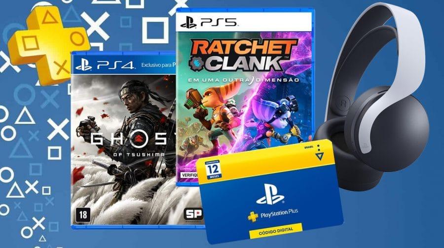 5 promoções de PlayStation pra você aproveitar HOJE!