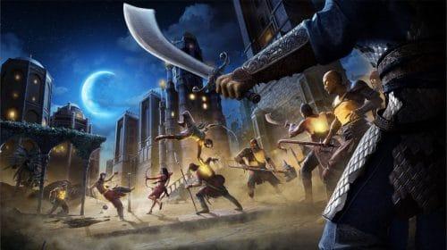 Remake de Prince of Persia é confirmado para 2022, mas não estará na E3 2021