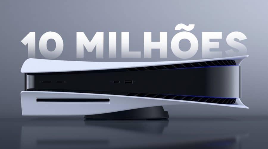 PlayStation 5: a jornada até atingir 10 milhões de vendas