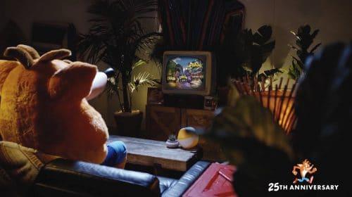 25 anos de Crash Bandicoot: vídeo relembra momentos épicos da franquia