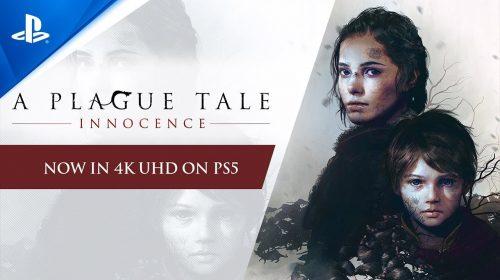 Trailer de lançamento de A Plague Tale: Innocence destaca gráficos em 4K