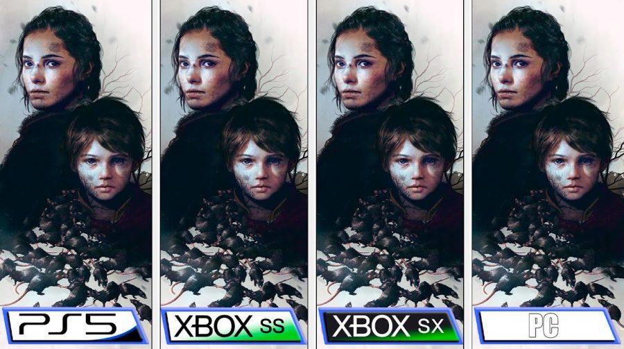A Plague Tale: Innocence roda a 1440p no PlayStation 5, revela análise