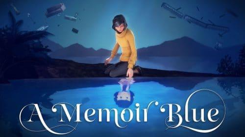 A Memoir Blue, um poema interativo, é anunciado para PS5 e PS4
