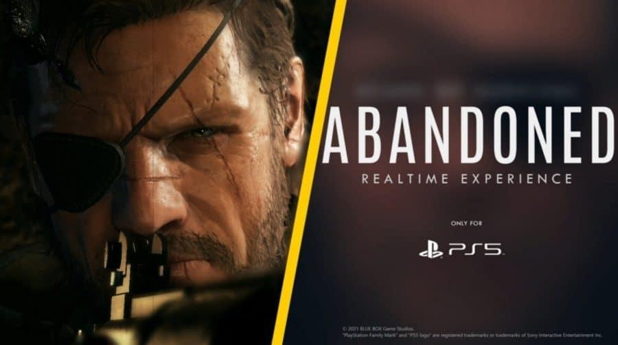 Insider russo acredita que Abandoned seja um novo Metal Gear Solid