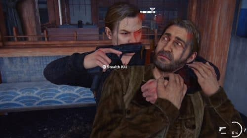 Se for rápida o suficiente, Abby consegue matar Tommy em The Last of Us 2