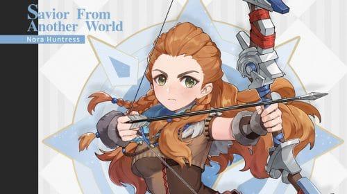 Aloy de Horizon vai chegar ao Genshin Impact gratuitamente