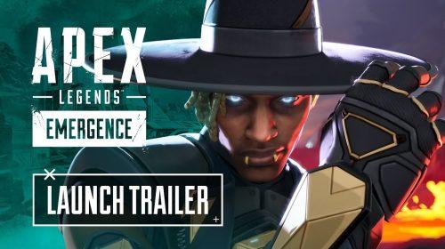 [EA Play] Apex Legends: Emergence chega no dia 3 de agosto