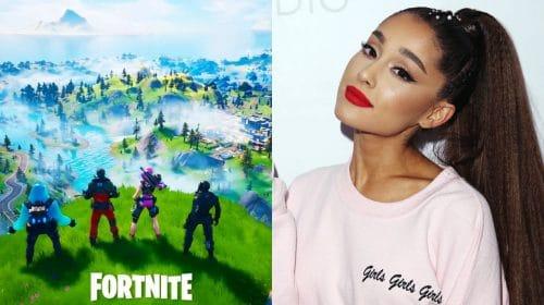 Fortnite pode ter show in-game da Ariana Grande em breve [rumor]