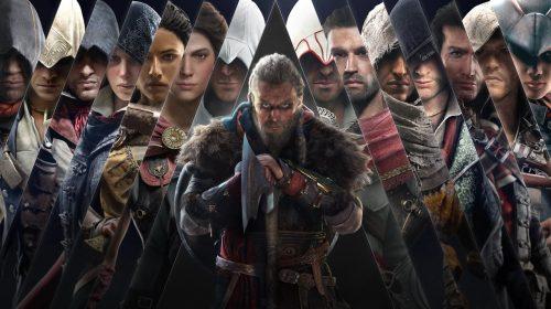 Ubisoft projeta plataforma online de Assassin's Creed para 2024