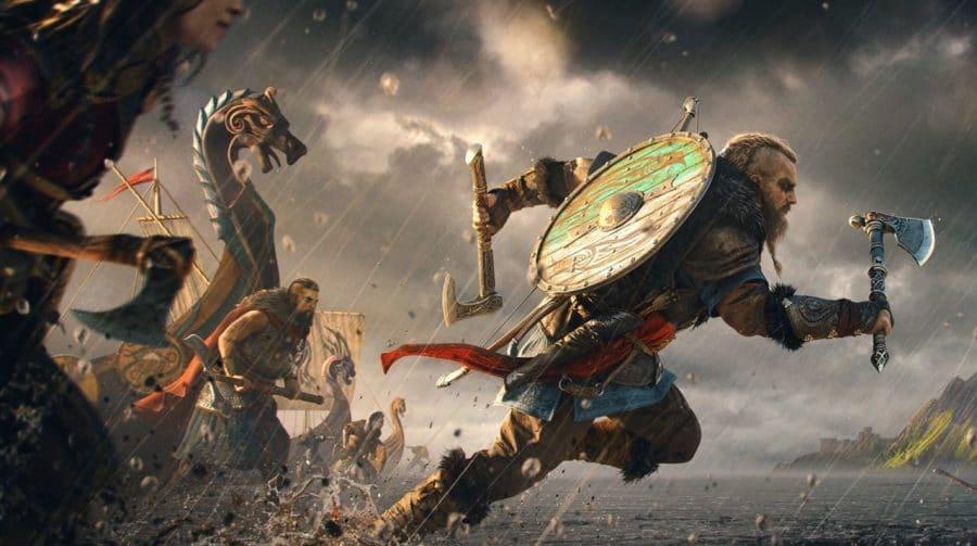 Diretor de arte de Assassin's Creed Valhalla deixa a Ubisoft após 16 anos
